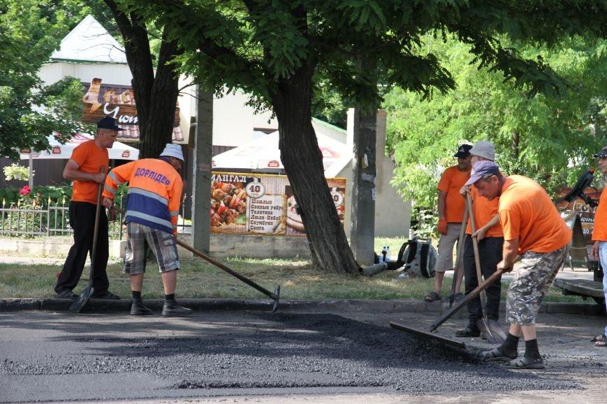 В Николаеве в самом разгаре сезон дорожных работ (ФОТО), фото-6