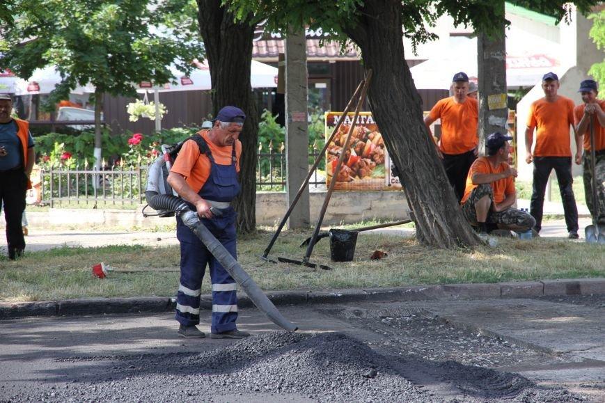 В Николаеве в самом разгаре сезон дорожных работ (ФОТО), фото-1