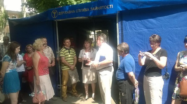 В Красноармейске прошла ярмарка вакансий, фото-3