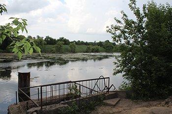 Сумам угрожает экологическая катастрофа из-за аварийного состояния дамбы в Анновке (ФОТО) (фото) - фото 1