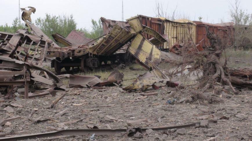 Боевики начали очередную атаку на Марьинку, - Шкиряк - Цензор.НЕТ 8142