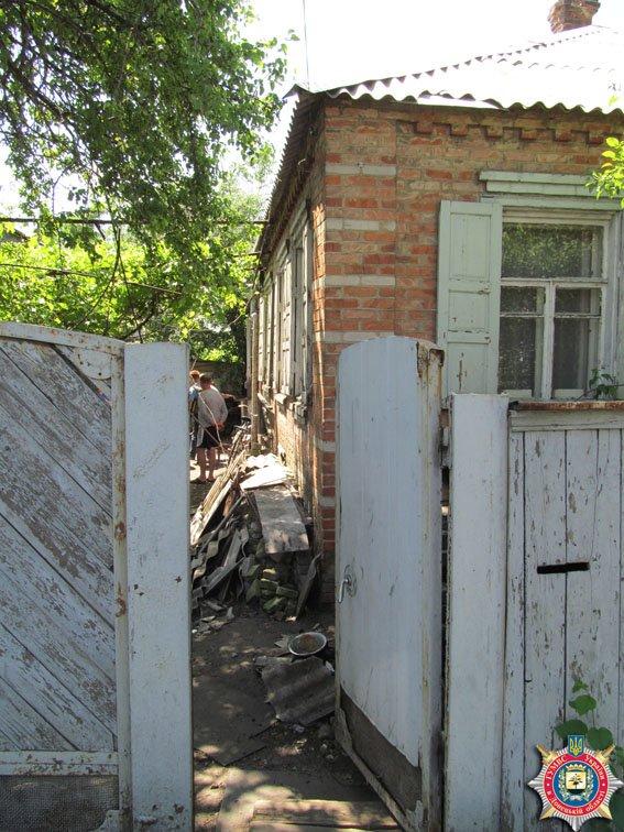Убийство в Славянске: мужчина забил до смерти своего 85-летнего тестя из-за 10 тысяч гривен (фото) - фото 1