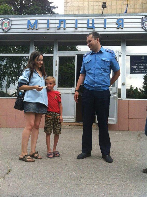 Харьковчанин пошел гулять с сыном в парк, но... напился и потерял его (ФОТО) (фото) - фото 2