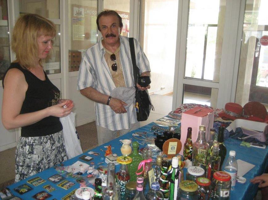 Сегодня в Бердянске стартовала благотворительная ярмарка, фото-1