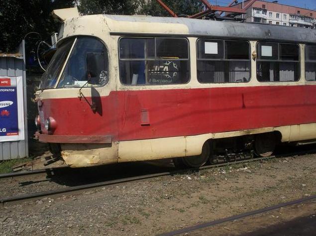 В Харькове пенсионер попал под трамвай (ФОТО) (фото) - фото 1