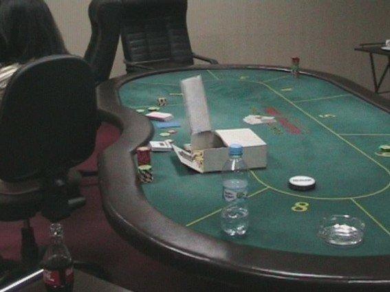 В Запорожье милиция накрыла нелегальный покерный клуб (ФОТО) (фото) - фото 1