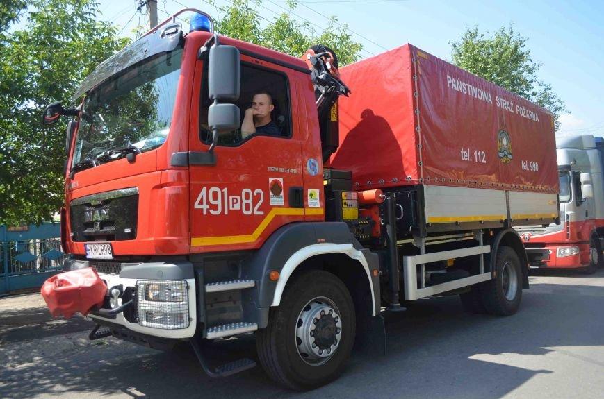 В Запорожье доставили сотни тонн гуманитарного груза из Европы (ФОТОРЕПОРТАЖ), фото-2