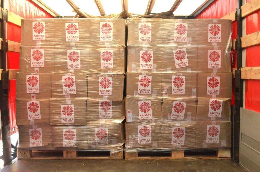 В Запорожье доставили сотни тонн гуманитарного груза из Европы (ФОТОРЕПОРТАЖ), фото-9