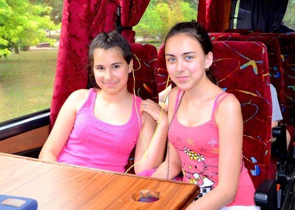 Сегодня 500 детей из ДНР отправились на отдых в Крым (ФОТО) (фото) - фото 6