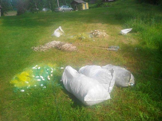 На Полтавщине задержали браконьеров со 150 кг рыбы (ФОТО) (фото) - фото 1