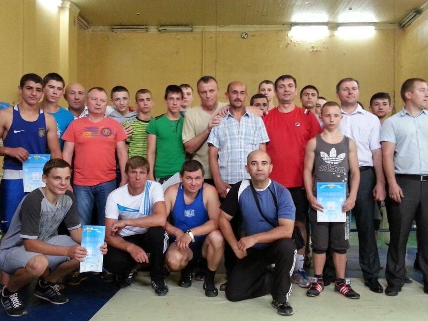 Красноармейские боксеры отправятся на Чемпионат Украины, фото-1
