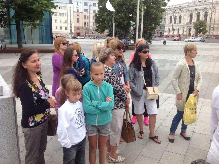 «Смените директора»: в Харькове на митинг вышли учителя и родители учащихся одной из школ (ФОТО), фото-2