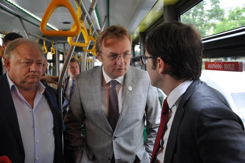 У Львові перебуває з робочим візитом Міністр інфраструктури України (ФОТО) (фото) - фото 4