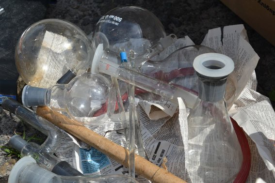 Львівські правоохоронці спалили наркотиківна суму півтора мільйона гривень (ФОТО) (фото) - фото 4