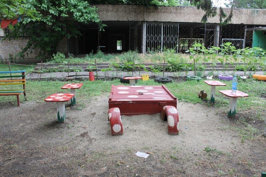 В Кривом Роге «при поддержке» молодых мамочек появилась детская площадка (ФОТО), фото-18
