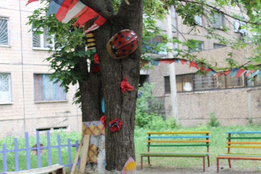 В Кривом Роге «при поддержке» молодых мамочек появилась детская площадка (ФОТО), фото-7