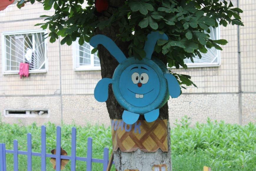 В Кривом Роге «при поддержке» молодых мамочек появилась детская площадка (ФОТО), фото-10