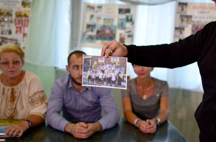 В Днепродзержинске завершилась пресс-конференция, посвященная скандалу в СШ №40 (фото) - фото 5