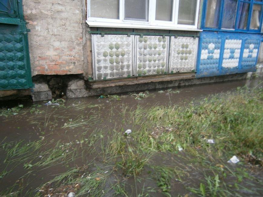 Как Димитров сегодня утопал в дождевых водах (фото) - фото 13