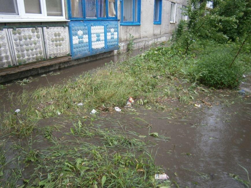 Как Димитров сегодня утопал в дождевых водах (ФОТОФАКТ) (фото) - фото 4