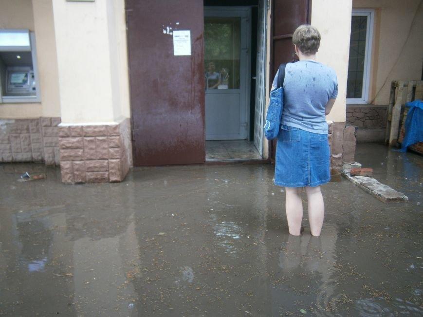 Как Димитров сегодня утопал в дождевых водах (ОБНОВЛЕНО) (фото) - фото 5
