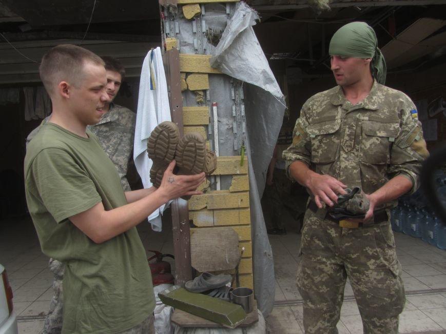 Штаб национальной защиты Днепродзержинска оказал помощь бойцам в зоне АТО, фото-5