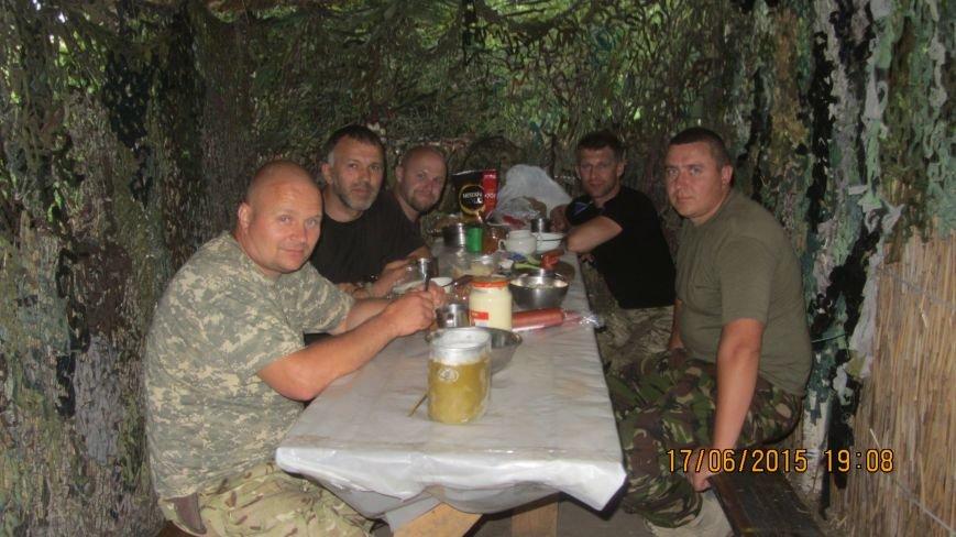 Штаб национальной защиты Днепродзержинска оказал помощь бойцам в зоне АТО, фото-8