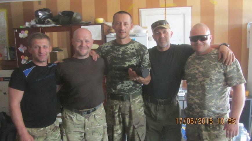 Штаб национальной защиты Днепродзержинска оказал помощь бойцам в зоне АТО, фото-1