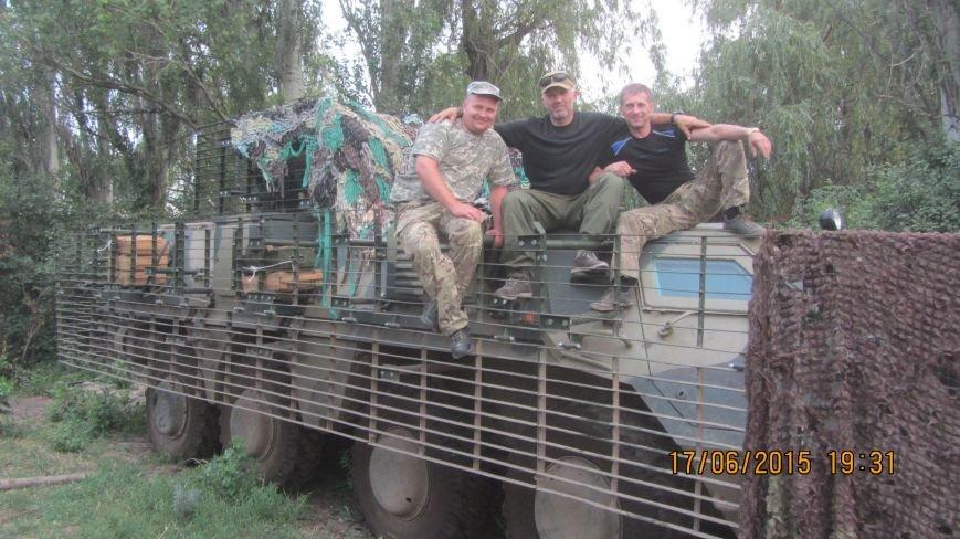 Штаб национальной защиты Днепродзержинска оказал помощь бойцам в зоне АТО, фото-10