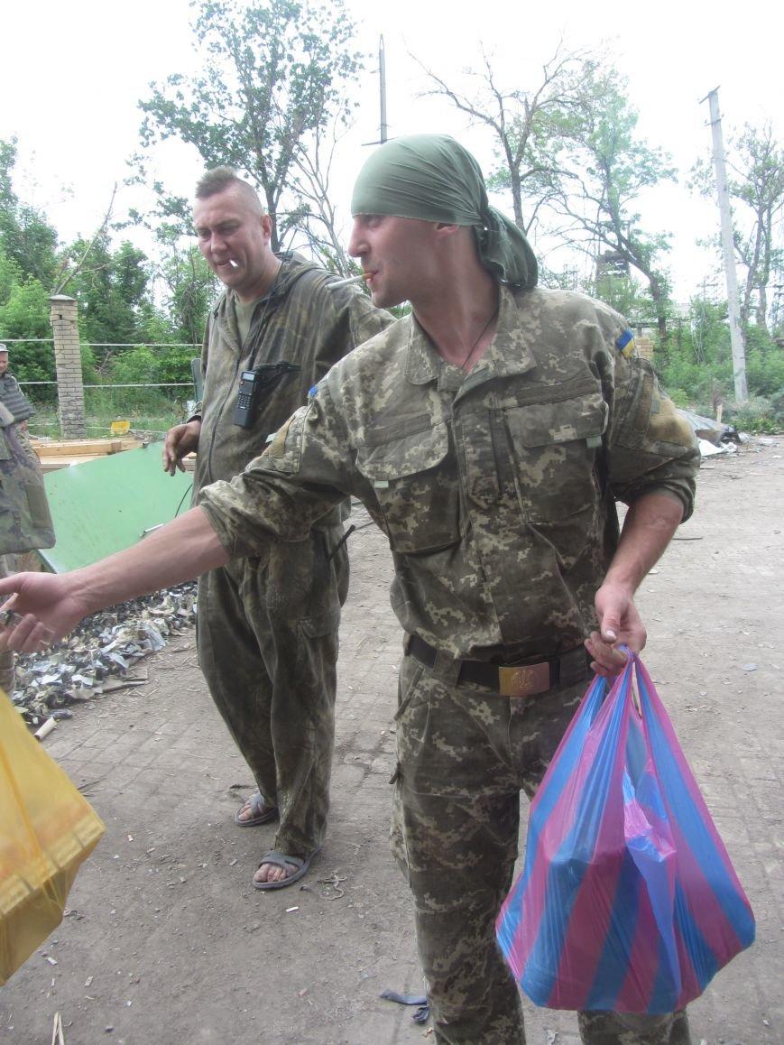 Штаб национальной защиты Днепродзержинска оказал помощь бойцам в зоне АТО, фото-3