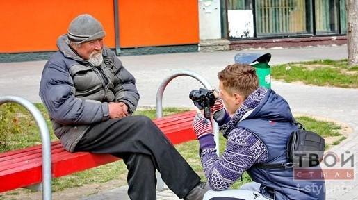 Гродненский бездомный: «Мог уехать во Францию, но отказался,надеясь вернуть семью» (фото) - фото 2