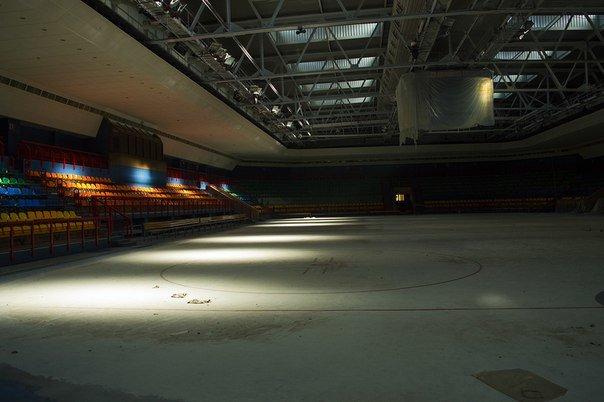 Фотофакт: как ремонтируют гродненский Ледовый дворец (фото) - фото 1