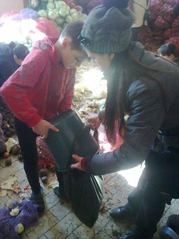 Краматорский Центр помощи переселенцам живет заботой о людях, фото-12