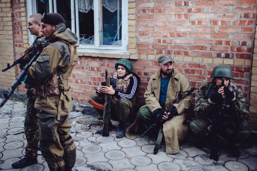 Боевики в Широкино сомневаются, что доживут до зимы (ФОТО) (фото) - фото 1