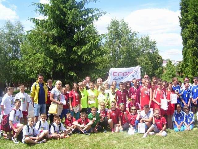 Спорт для всіх у кожному дворі (фото) - фото 1