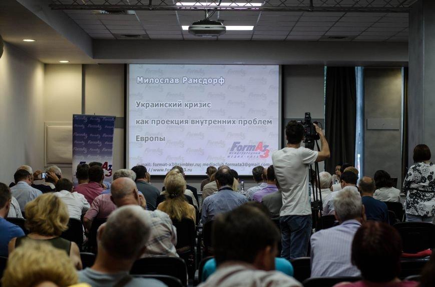 Депутат Европарламента в Симферополе: «Санкции, наложенные на Крым, - это волна безумия» (ФОТО), фото-6