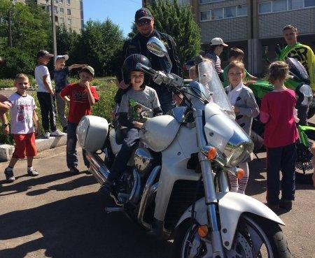 У Львові до школярів завітали правоохоронці та байкери (ФОТО) (фото) - фото 2