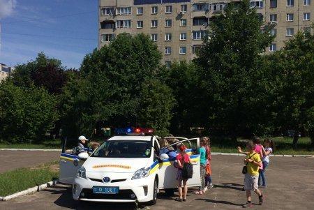 У Львові до школярів завітали правоохоронці та байкери (ФОТО) (фото) - фото 3
