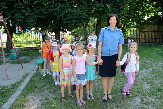 У Львові до школярів завітали правоохоронці та байкери (ФОТО) (фото) - фото 4