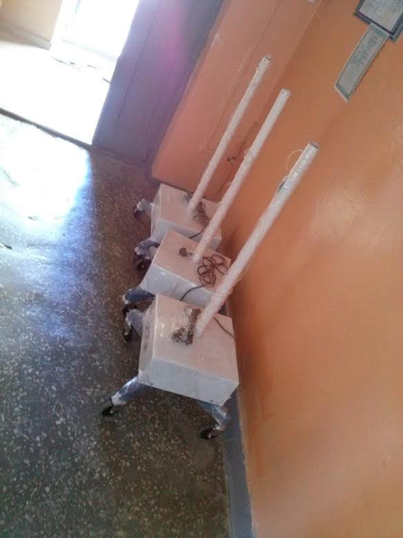 Харьковские волонтеры передали военному госпиталю оборудование для операционной (ФОТО) (фото) - фото 1