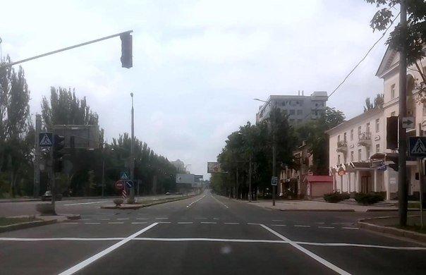 В Донецке ограничено движение общественного транспорта (ФОТО) (фото) - фото 3