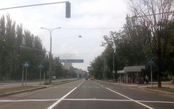 В Донецке ограничено движение общественного транспорта (ФОТО) (фото) - фото 2