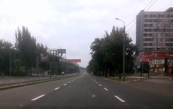 В Донецке ограничено движение общественного транспорта (ФОТО) (фото) - фото 4