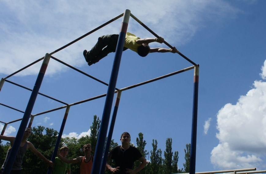 Военно-полевые сборы Майкопского Казачьего отдела (фото) - фото 1