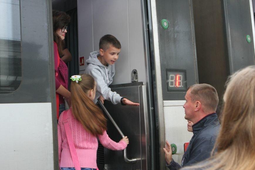 Первая группа детей военнослужащих АТО отправилась на отдых в Венгрию, фото-4