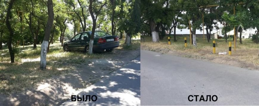 На одесском Ланжероне началась охота на автомобилистов, которые не хотят платить парковщикам (фото) - фото 1