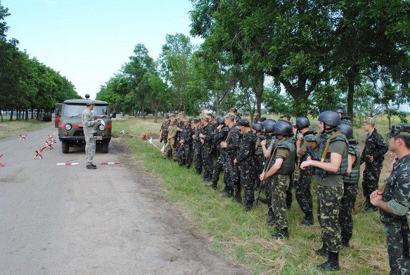 В Одессе начались военные сборы выпускников-летчиков (ФОТО) (фото) - фото 1