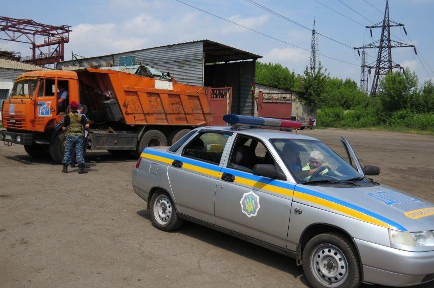 Добровольная сдача боеприпасов и незаконная перевозка металлолома: в Красноармейске прошла оперативно-профилактическая отработка, фото-3