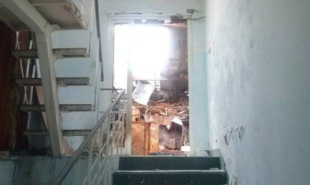 Что осталось от рынка на пр.Партизанский в Донецке после обстрелов (ФОТО) (фото) - фото 4