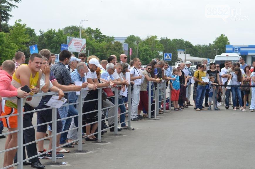 Миллионный турист прилетела в Крым из Санкт-Петербурга. Сегодня ее встретили в аэропорту Симферополя (ФОТО) (фото) - фото 7